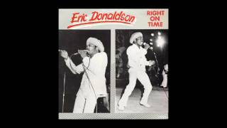 Eric Donalson  - Right on Time - FULL ALBUM