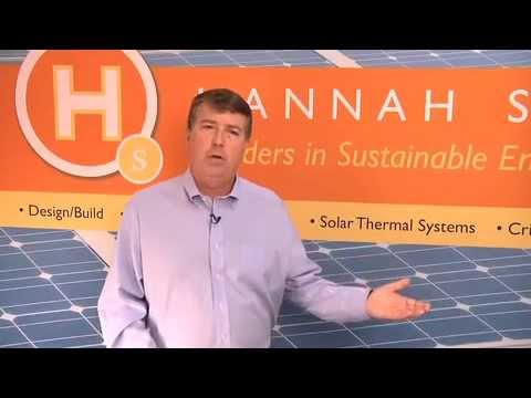 Meet Pete Marte, CEO of Hannah Solar