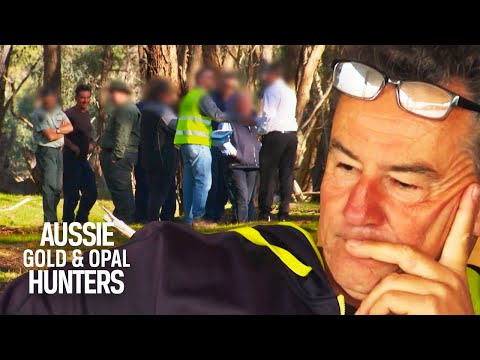 Emotions Run High As The Victoria Diggers Lose Their Mining License | Aussie Gold Hunters