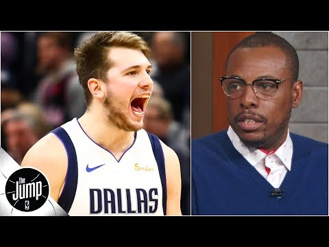 Luka Doncic is not an All-Star just yet - Paul Pierce l The Jump