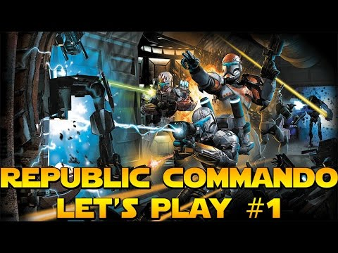 Republic Commando: Campagne #1 (Let's Play Jeux Rétro Star Wars) | Une des MEILLEURES Campagnes