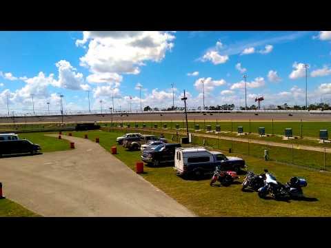 Start Of The 2015 Daytona 200