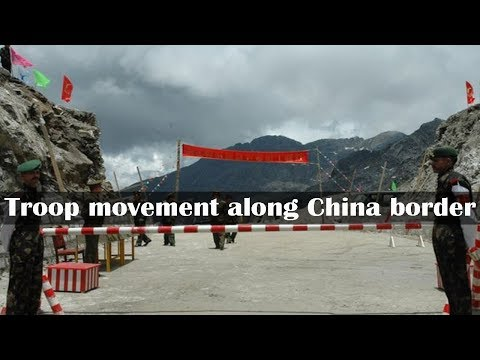 Army takes steps for swift troop movement along China border