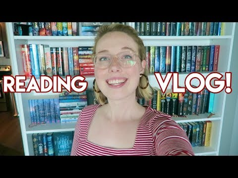 READING VLOG: I Read TWO Books in TWO Days!!
