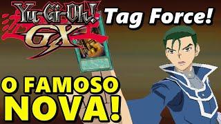 Yu-Gi-Oh! GX Tag Force #7 (PSP) - O FAMOSO NOVA!