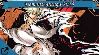 Top 10 Demons Manga 2015 (All the Time)