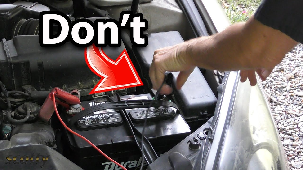 Please Stop Doing This to Your Car (It Destroyed My Car's Computer)