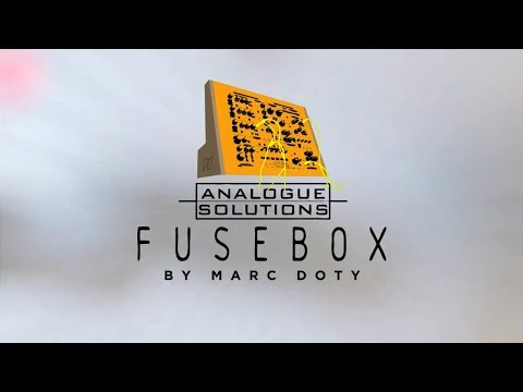 The Analogue Solutions Fusebox Part 7: Low Frequency Oscillator