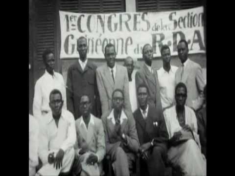 demba camara/ bembeya jazz  - sekou tourè (mamaya)