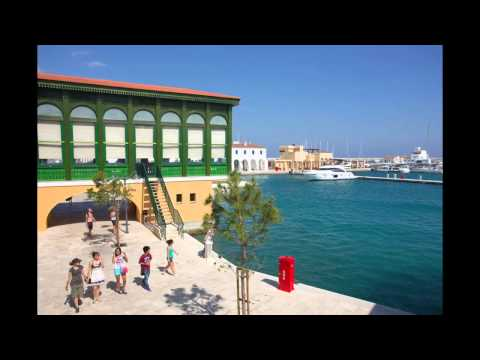 Pyxida Fish Tavern At Limassol Marina