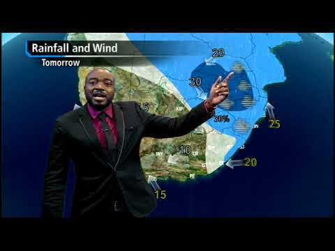 Weekend Weather Forecast: Rainfall Expected For Gauteng