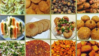 શીતળા સાતમ પર બનતી અલગ અલગ વાનગી|Shitla satam food menu