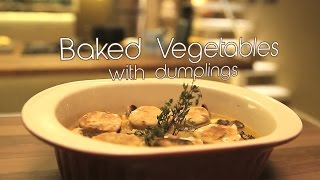 Baked Vegetables with Dumplings   Chef Gautam Mehrishi   Bake Do Teen