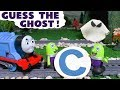 Funny Funlings Guess The Ghost Character Game with Play Doh - A Fun game for kids