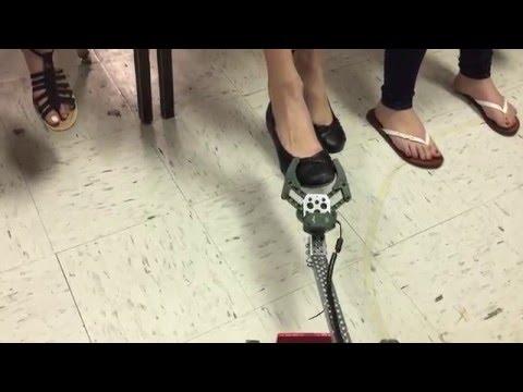 Robot Foot Massage