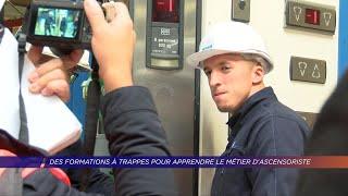 Yvelines | Des formations à Trappes pour apprendre le métier d'ascensoriste