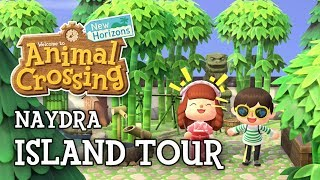 Animal Crossing: New Horizons - Naydra Island Tour