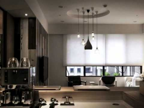 Home Interior Design Contemporary Home Interior with Natural