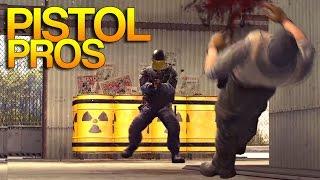 CS:GO - Pistol PROS! #28