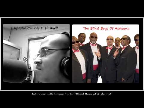 Interview with Jimmy Carter of the group (The Blind Boys of Alabama) on The Christian Roundtable