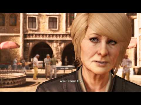 """Uncharted 3 Drake's Deception Remastered - Chapter 11: Nate & Marlowe """"Not Your Real Name"""" Cutscene"""