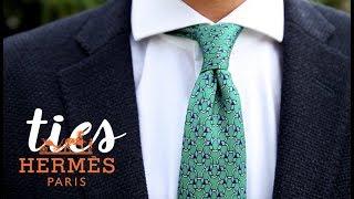 Hermes Tie - Is It Worth $180?…