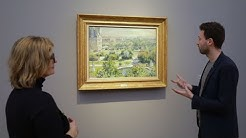 Monet. Orte – Ausstellungsrundgang // Exhibition Walkthrough