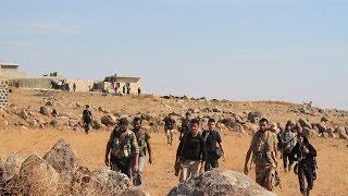 أخبار عربية - مصرع وإصابة العشرات فى كمين لقوات الأسد بحلب