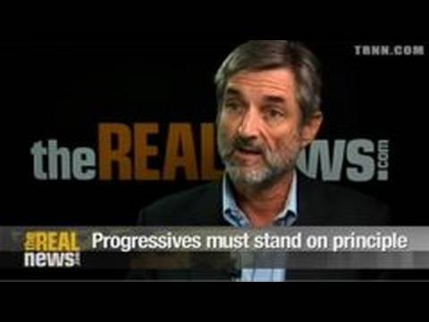 Progressives must stand on principle
