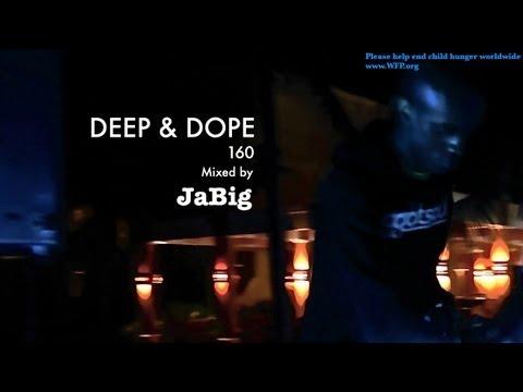 Beach Lounge Deep House Music DJ Mix by JaBig - DEEP & DOPE 160