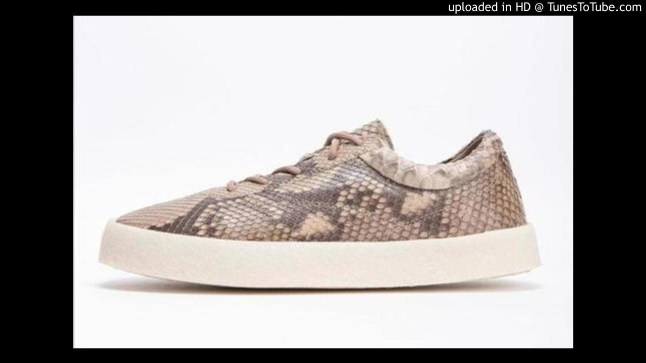 491ff4504dbdb Kanye West s Yeezy Season 6 Crepe Sneaker Now Available - YouTube
