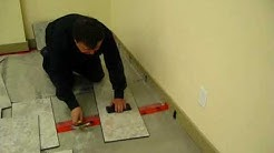 EverTile Floating Floor Installation