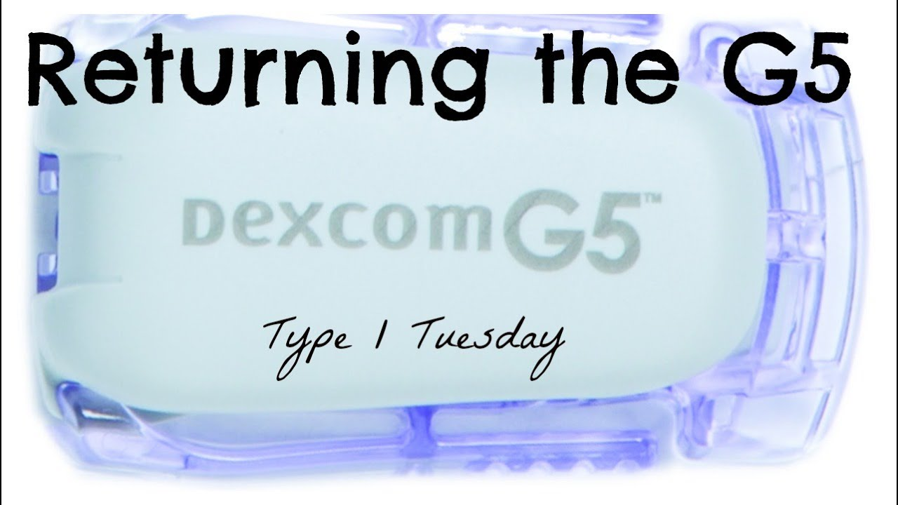 Returning Dexcom G5 | Type I Tuesday | Vlogmas Day 8