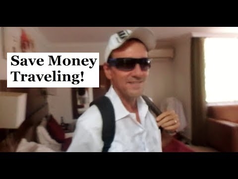 How THIS Hotel Room Saved Us Hundreds of $$! TRAVEL TIPS Panama VLOG