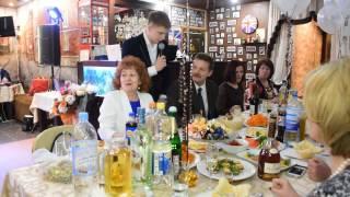 Банкет Свадьба Руслан и Дарья 27 01 2017