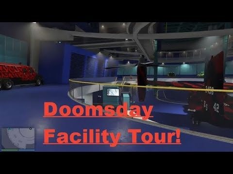 gta v what to do with facility