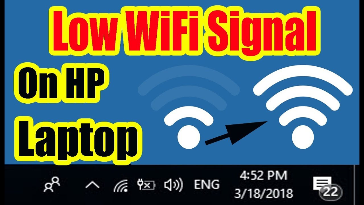laptop wifi signal booster software download free