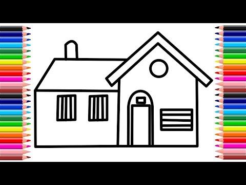 como-dibujar-casas-paso-a-paso