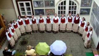 """Choras """"Ugnelė"""" - Tėvyne dainų ir artojų"""