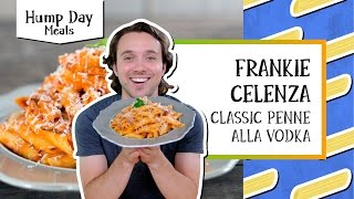 Classic Penne Alla Vodka...With Bacon | Hump Day Meals - Frankie Celenza
