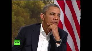 Путин обидел Обаму