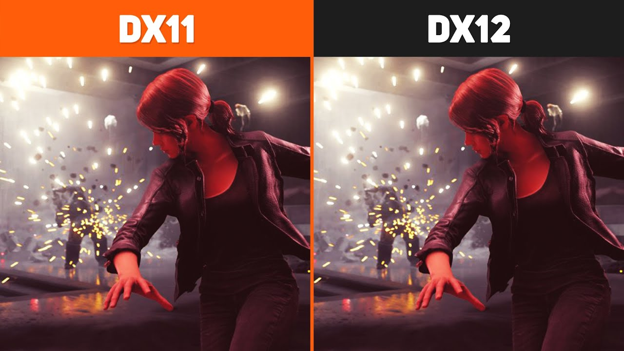 DirectX 11 vs DirectX 12 Test in 8 Games | Performance Comparison