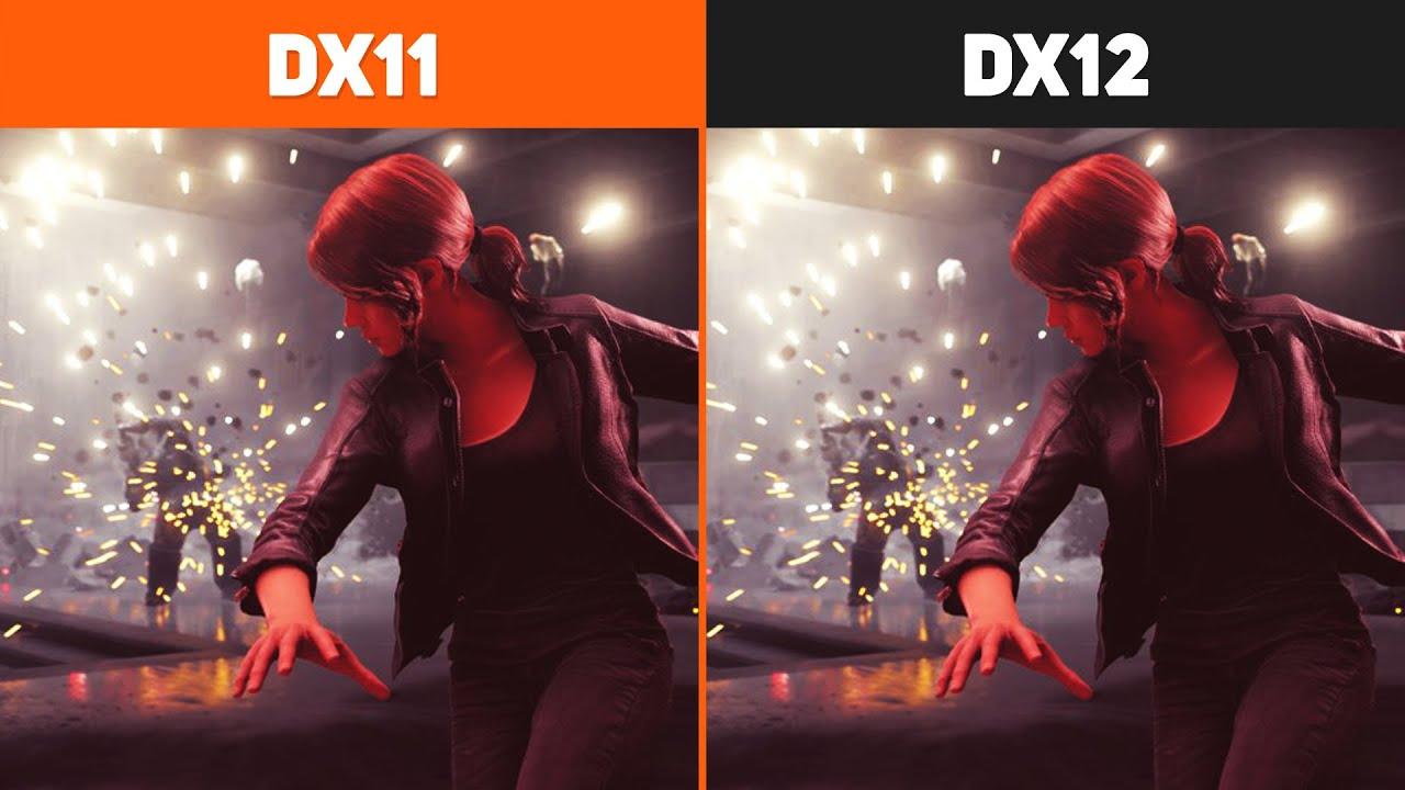 DirectX 11 vs DirectX 12 Test in 8 Games | Performance Comparison