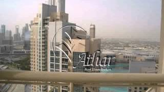Brand New 2Br,29 Boulevard Tower 1,High Floor,Sea View, Fountain And Burj View