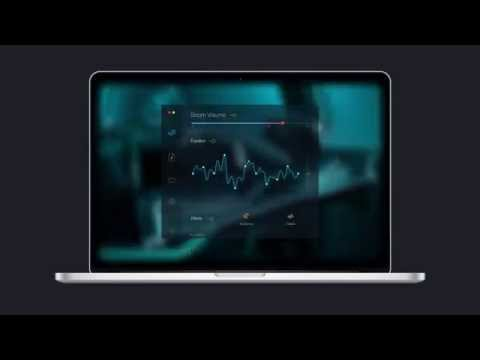 Boom 2: System-Wide Audio Booster & Equalizer for Mac
