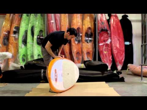 How to Carry a SUP - Eastern Mountain Sports