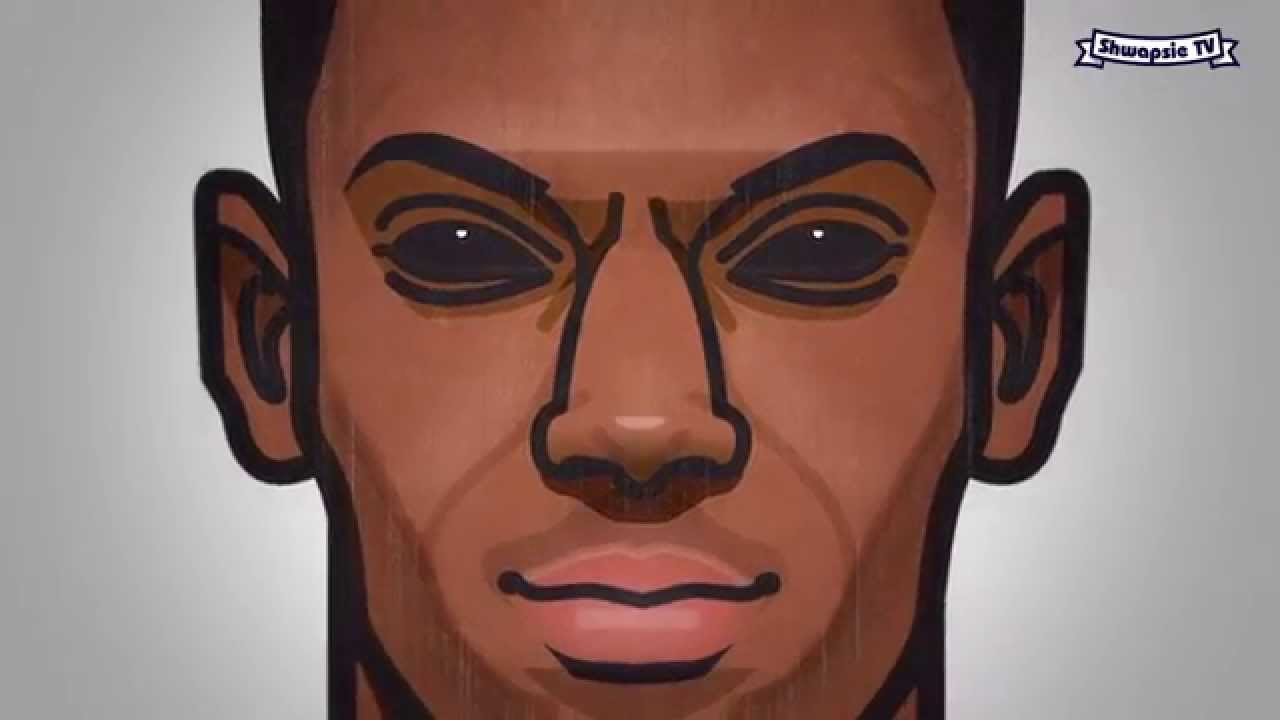 Anthony Martial's fine start recreated in superb animation