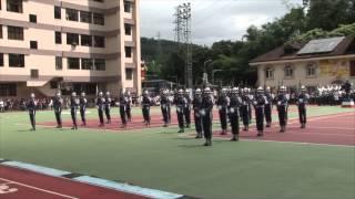中華科技大學創校45週年運動大會-03空軍儀隊表演