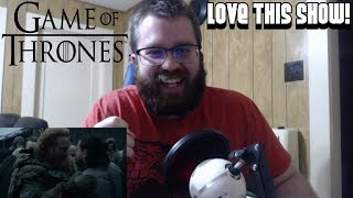 """Game Of Thrones 8x2 """"A Knight of the Seven Kingdoms"""" Reaction/Review!!!"""