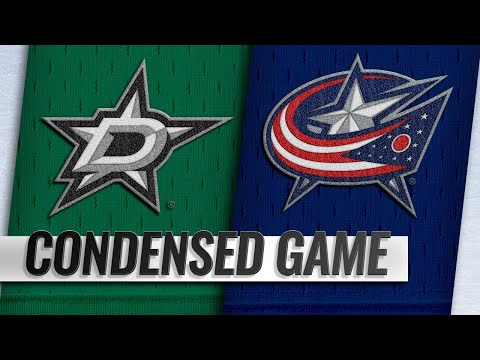 11/06/18 Condensed Game: Stars @ Blue Jackets